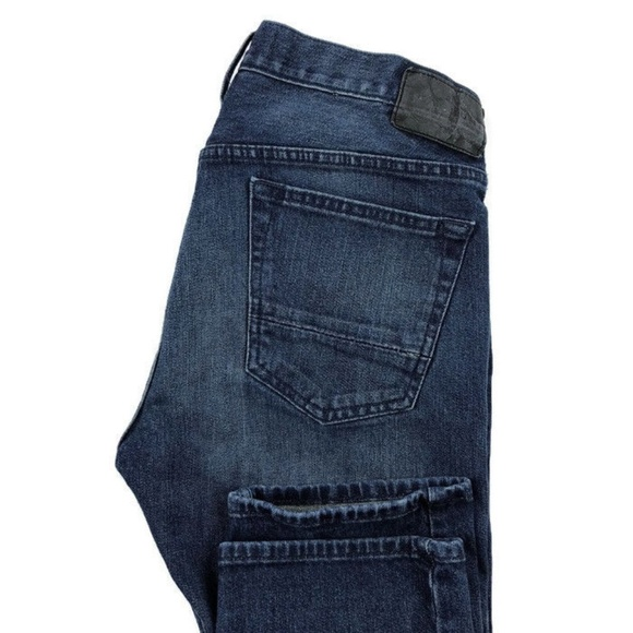 Pacsun Slim Blue Jeans 100% Cotton 3e495a749